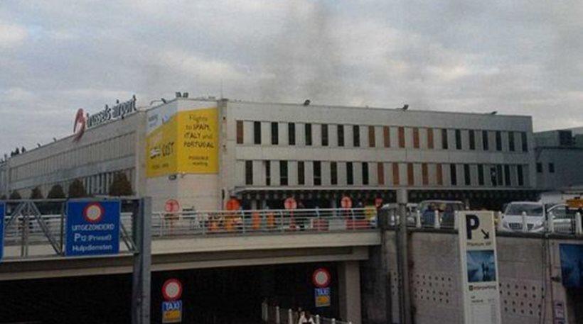 Επίθεση στις Βρυξέλλες