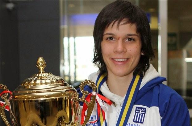 Μαρία Περβολαράκη