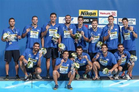 Εθνική ομάδα των ανδρών