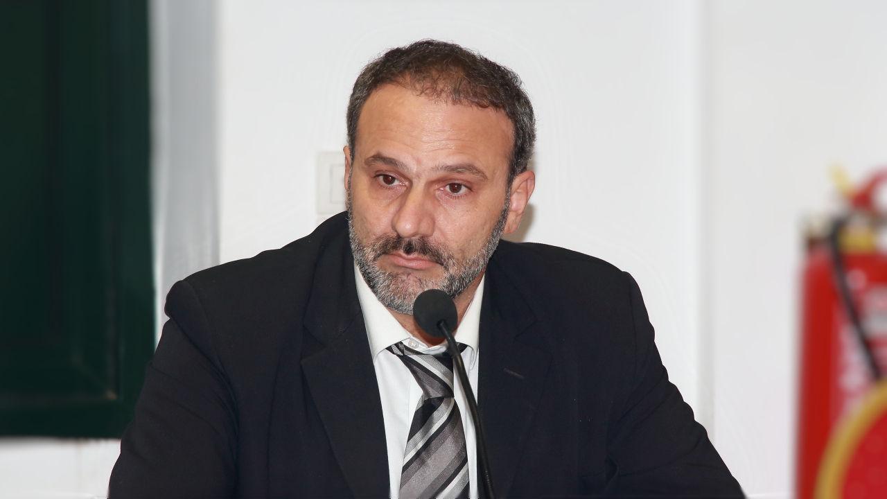 Νικόλαος Μαυραγάνης