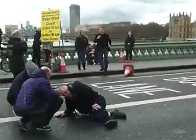Επίθεση στο Λονδίνο