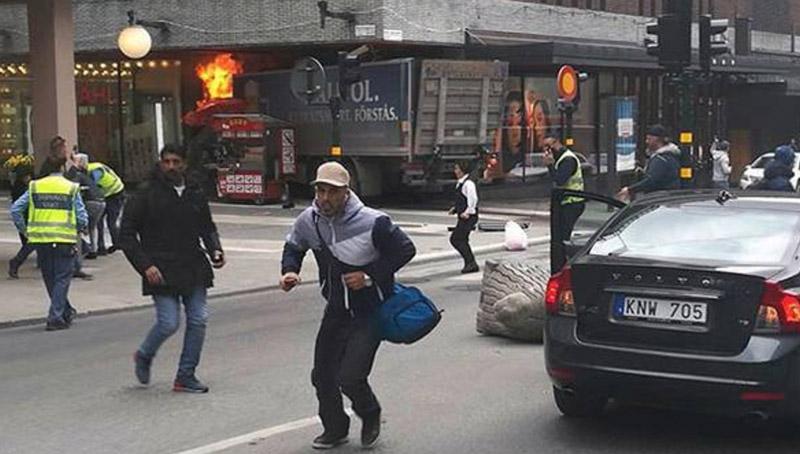 Επίθεση στην Στοκχόλμη