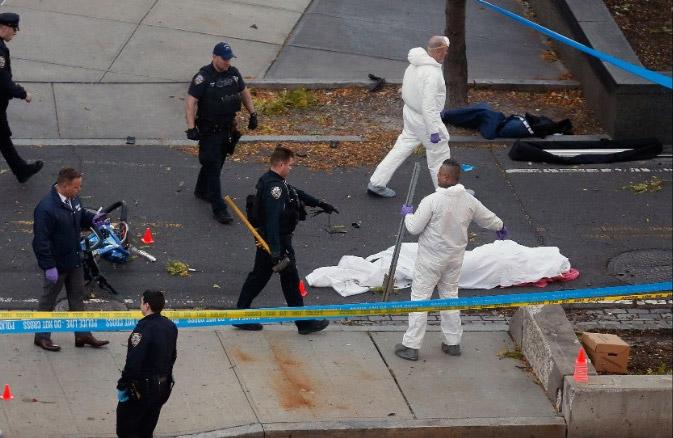 Τρομοκρατία στο Μανχάταν