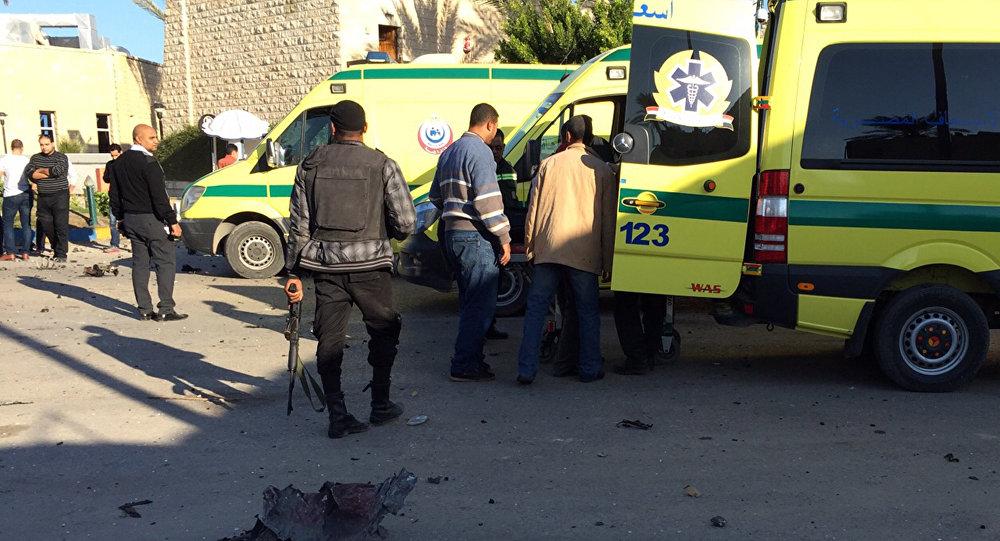 Καταστροφή στην Αίγυπτο