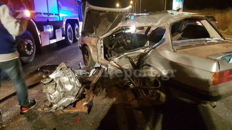 Σύμφωνα με τις πρώτες πληροφορίες ο δικυκλιστής κατευθυνόταν από τη Λαμία  προς Δομοκό και εμβόλισε αυτοκίνητο που επιχείρησε αναστροφή ή βγήκε κάθετα  στο ... 4591d467a4d