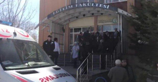 Τέσσερις νεκροί από πυροβολισμούς στο πανεπιστήμιο του Εσκίσεχίρ