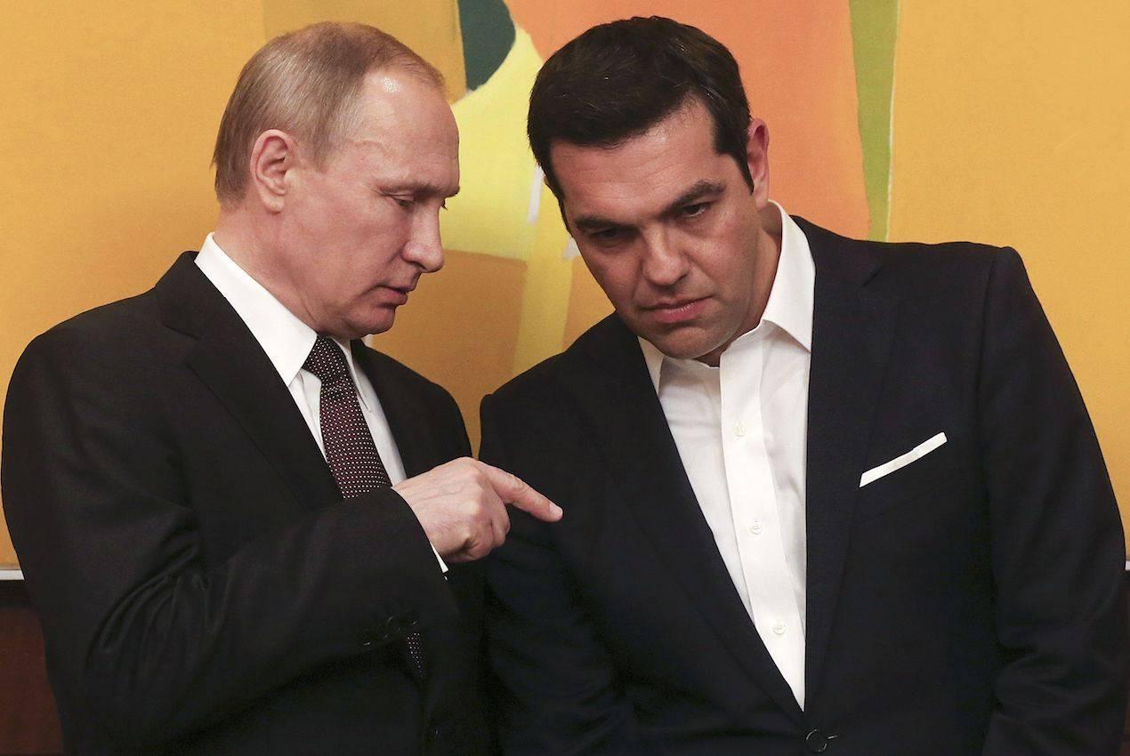 Ελλάδα-Ρωσία