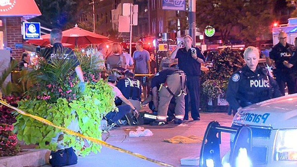 Ένοπλη επίθεση στο Τορόντο