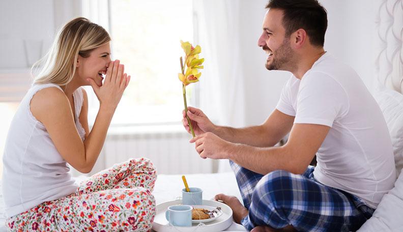 Τι είναι αυτό που κάνει τους άνδρες χαρούμενους;