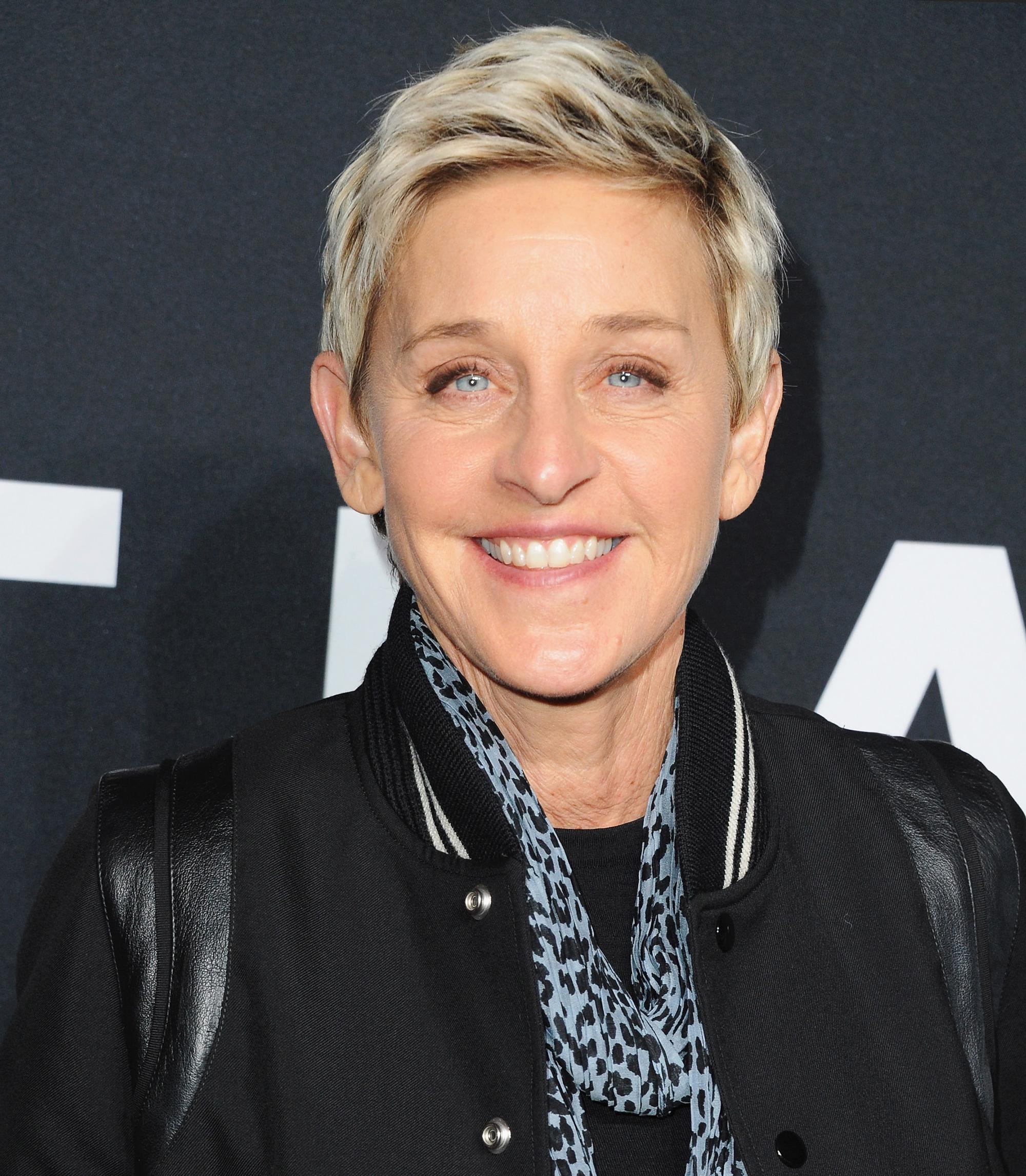 Ellen DeGeneres Producer Ellen The Ellen DeGeneres Show Emmywinning talk show host Ellen Lee DeGeneres was born in Metairie Louisiana a New Orleans suburb She