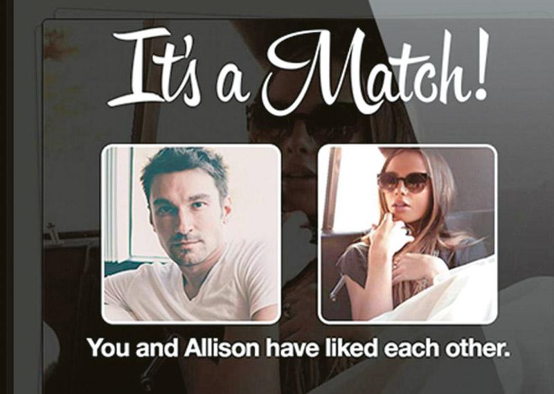 Online dating ποτέ ξανά