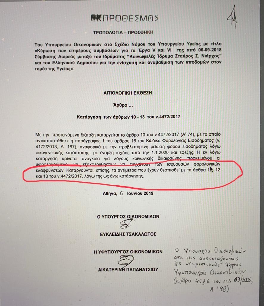 Με μια τροπολογία ο Τσακαλώτος παίρνει όλα τα… προεκλογικά «δωράκια» πίσω! Νέο βαρύ πλήγμα για την μεσαία τάξη...