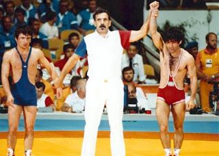 XOLIDHS_3 Πέθανε ο ολυμπιονίκης πάλης Μπάμπης Χολίδης