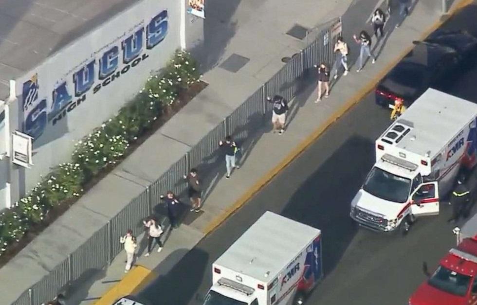 ΗΠΑ: Πυροβολισμοί σε σχολείο στην Καλιφόρνια - Αναφορές για τραυματίες...