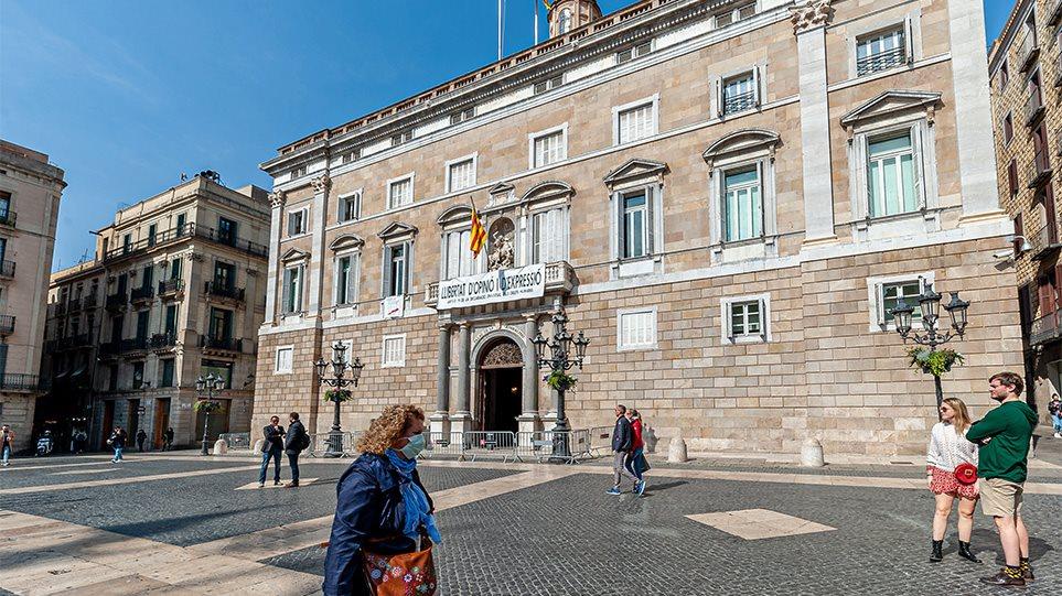 Κορωνοϊός στην Ισπανία