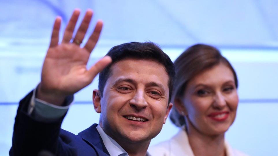 Βολοντίμιρ Ζελένσκι