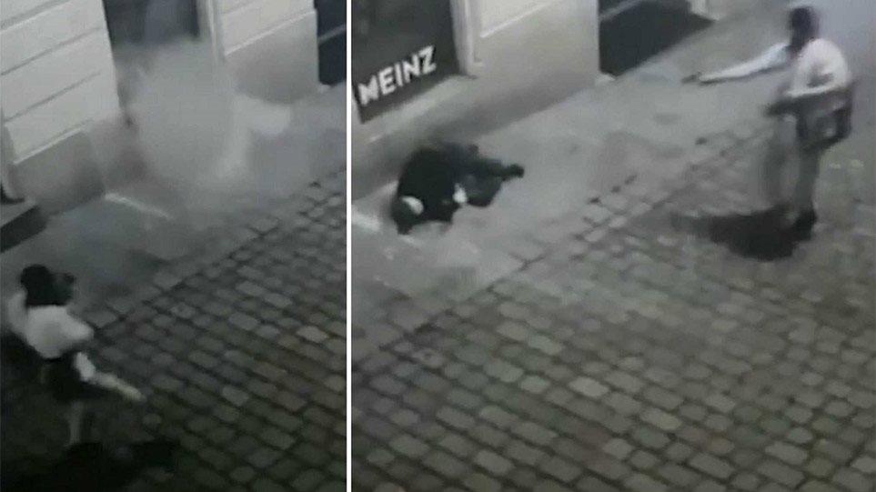 Επίθεση στη Βιέννη