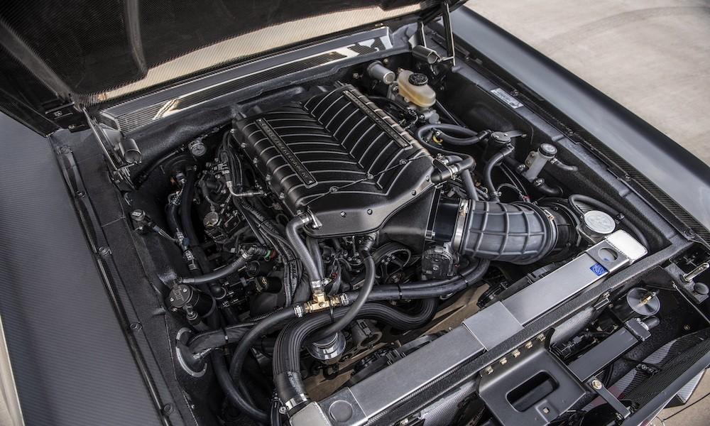 Και πάλι στο προσκήνιο η Shelby Mustang GT500